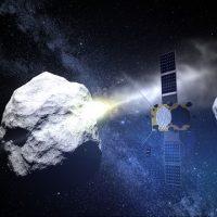 La NASA probará métodos de desviación de asteroides