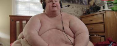 Casey King, el caso de un hombre de 317 kilos que juega a videojuegos para escapar de la realidad