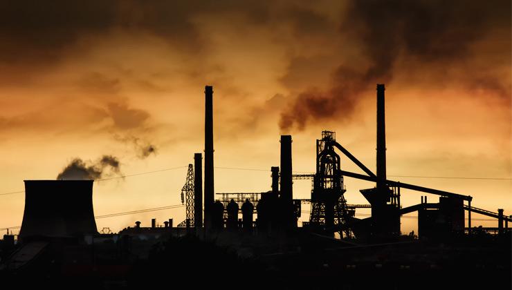 Las emisiones de CO2 en Estados Unidos alcanzan su máximo en ocho años