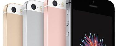 El iPhone SE2 llegaría a principios de 2020 a un precio de partida de 399 dólares