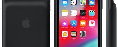Los iPhone Xs y iPhone Xr ya tienen su funda Smart Battery por 149 euros