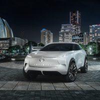 Infiniti desvela el QX Inspiration, su propio concepto de un vehículo eléctrico
