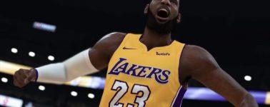 Take-Two Interactive sella un acuerdo de 1.100M$ con la NBA para su franquicia 2K