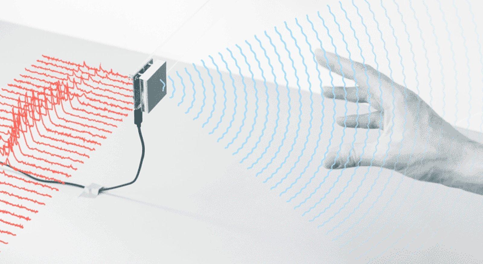 Autorizan a Google usar un radar para reconocer gestos humanos