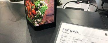 BOE muestra su tablet convertible en smartphone