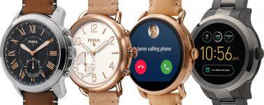 Google compra por 40M$ la tecnología smartwatch del fabricante Fossil