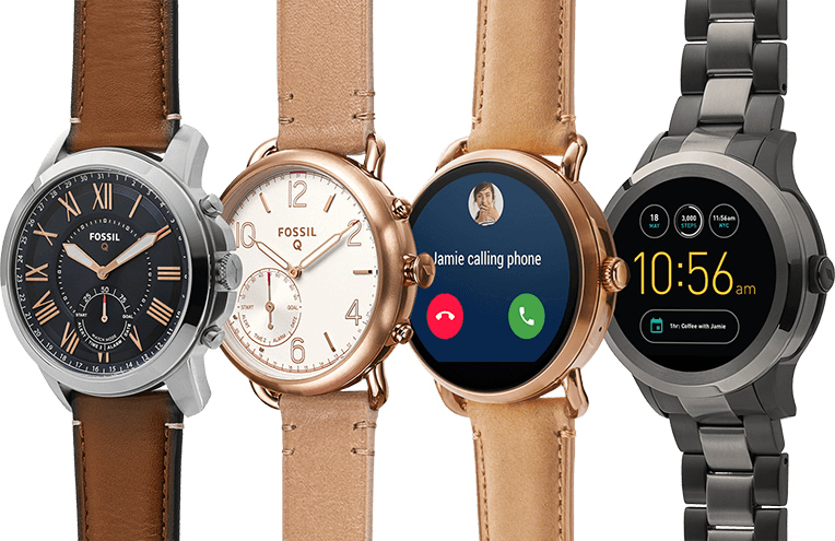 Google compra misteriosa 'tecnología de reloj inteligente' de Fossil por $40 millones