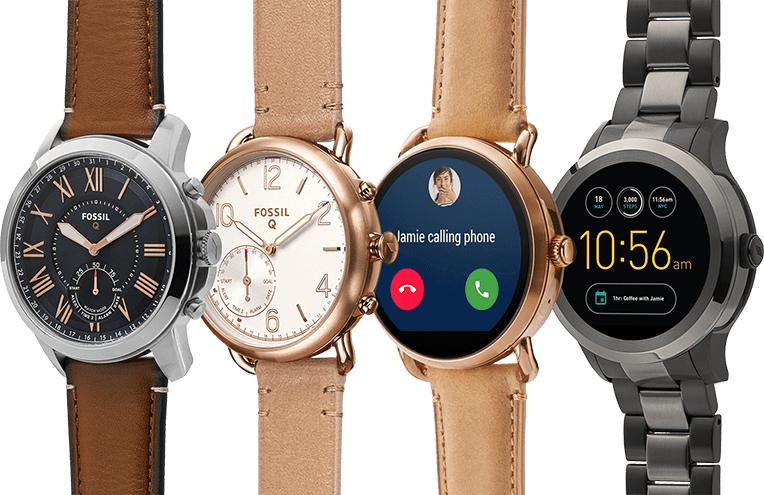 Google compra a Fossil tecnología secreta para smartwatches