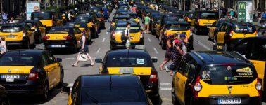 Cataluña, a punto de asestar un golpe mortal a Uber y Cabify