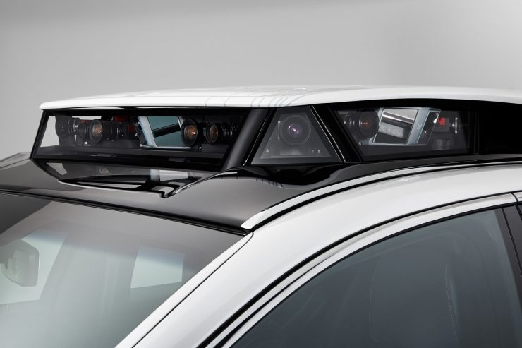 Lexus LS 500h Toyota