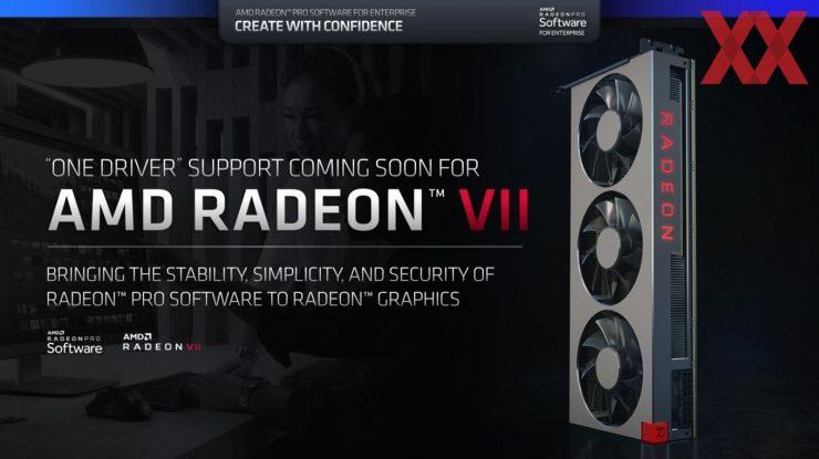 AMD Radeon VII con Radeon Pro 1 740x415 0