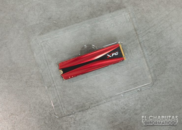 ADATA XPG Gammix S11 Pro Embalaje 3