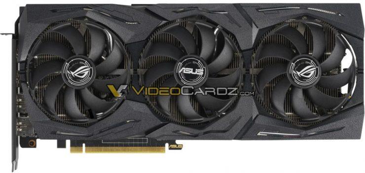 GeForce GTX 1660 Ti ROG Strix
