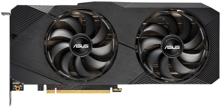 GeForce RTX 2080 Dual EVO