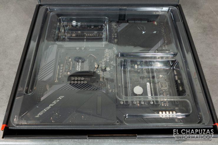 Asus ROG Maximus XI Extreme Embalaje 3