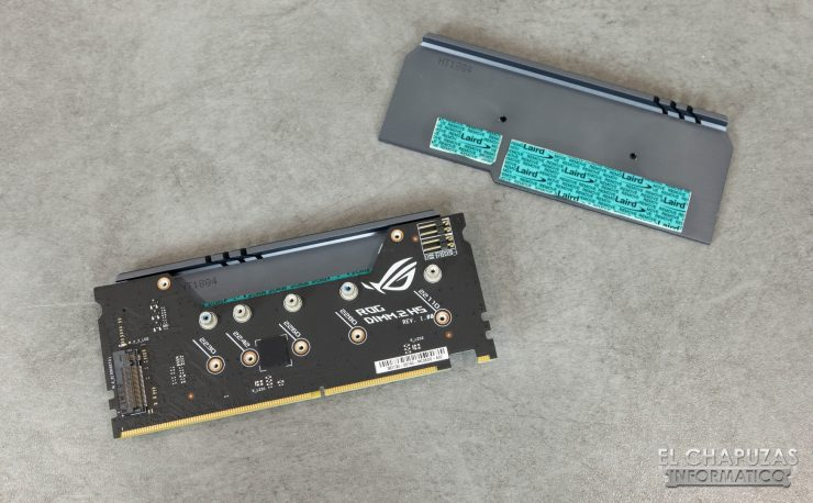 Asus ROG Maximus XI Extreme DIMM.2 2
