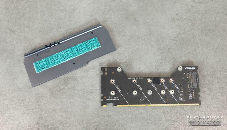Asus ROG Maximus XI Extreme DIMM.2 3