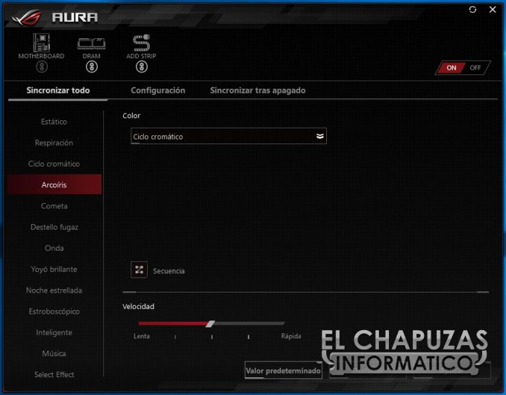 Asus ROG Maximus XI Extreme Software 13 740x578 57