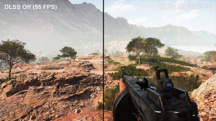 Battlefield V Nvidia DLSS