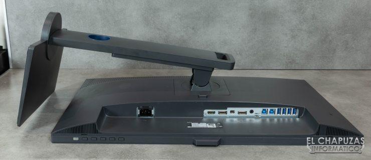 BenQ PD2700U Vista Inferior