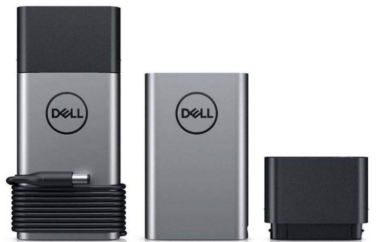 Cargador híbrido de Dell