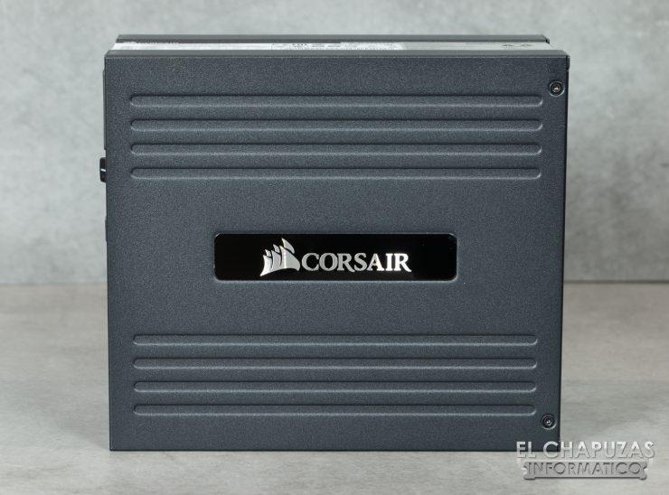 Corsair AX1000 Lado Trasero