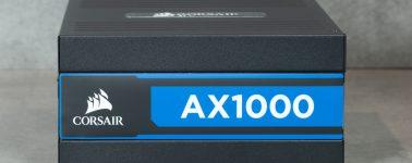 Review: Corsair AX1000 (80 Plus Titanium)