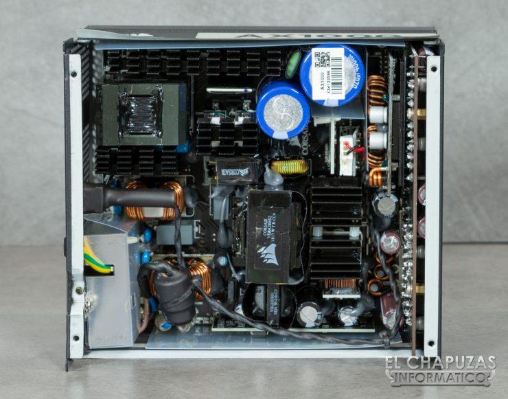 Corsair AX1000 Interior 1