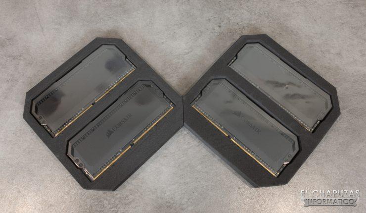 Corsair Dominator Platinum RGB Embalaje 3