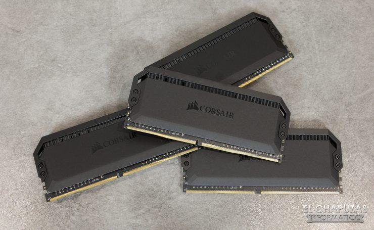 Corsair Dominator Platinum RGB Pack