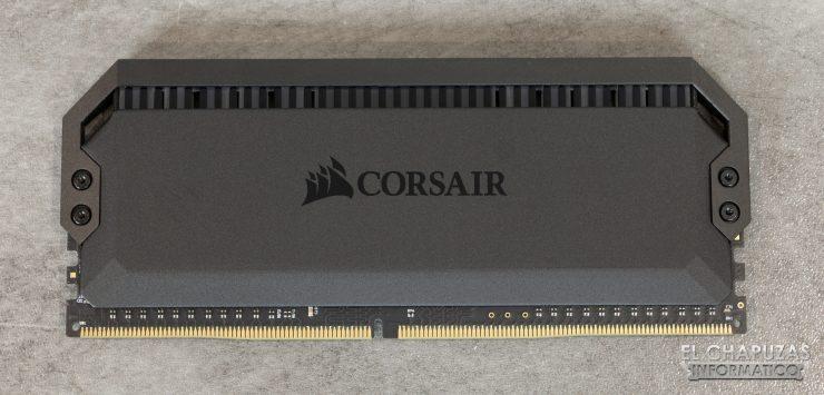 Corsair Dominator Platinum RGB Disipador Frontal