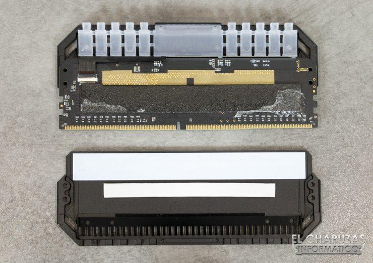 Corsair Dominator Platinum RGB Abiertas