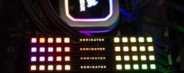 Review: Corsair Dominator Platinum RGB DDR4 (3600 MHz)
