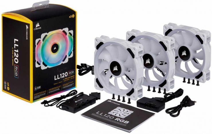 Corsair LL120 RGB RGB White 740x467 0