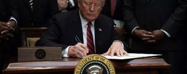 Trump firma una orden ejecutiva para potenciar la inversión en Inteligencia Artificial: quiere a EE.UU. a la cabeza