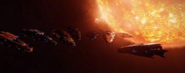 Varios jugadores se unen para salvar a un jugador de Elite Dangerous varado en el espacio
