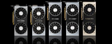 Turing superó las ventas de Pascal en un 45%; los usuarios de Nvidia aman la gama media-baja