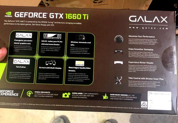GTX 1660 Ti 1-Click OC