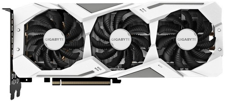 Gigabyte GeForce RTX 2070 Gaming OC White 1 740x334 0