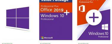 [Patrocinada] Llévate tu key de Windows 10 u Office al mejor precio