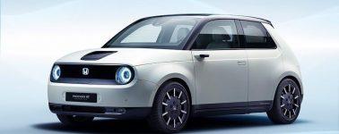 Honda muestra la versión 'casi final' de su vehículo eléctrico compacto
