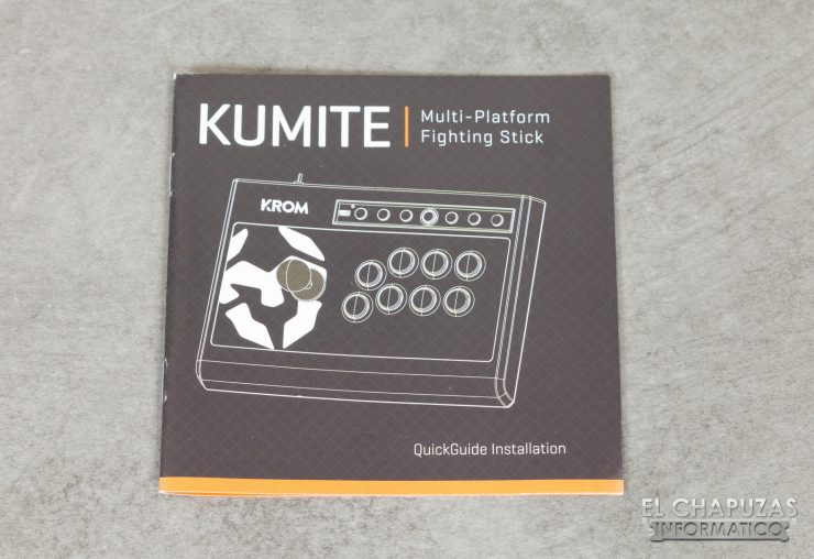 Krom Kumite Manual