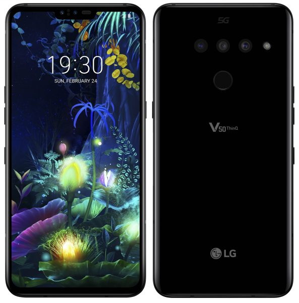 V50 ThinQ 5G