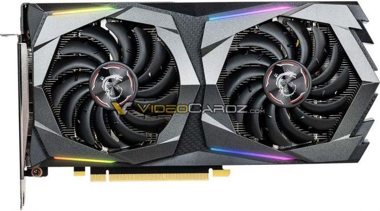 GeForce GTX 1660 Ti Gaming X