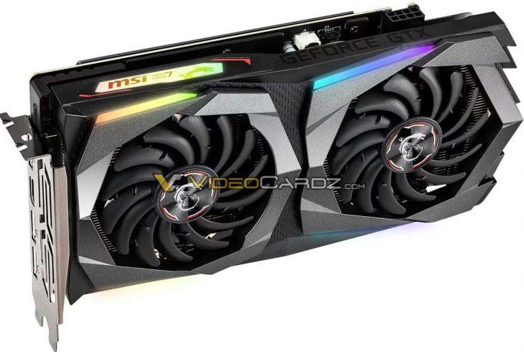 GTX 1660 Ti Gaming X
