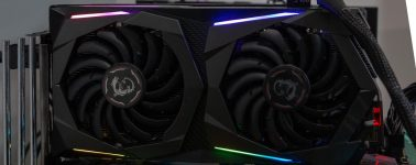 Review: MSI GeForce GTX 1660 Ti Gaming X