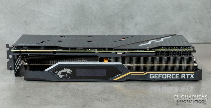 MSI GeForce RTX 2080 Ti Lightning Z Dashboard OLED