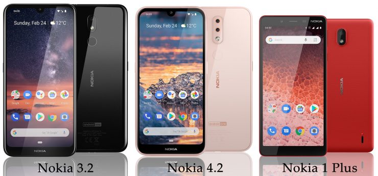 Nokia 3.2 vs Nokia 4.2 vs Nokia 1 Plus 740x346 0