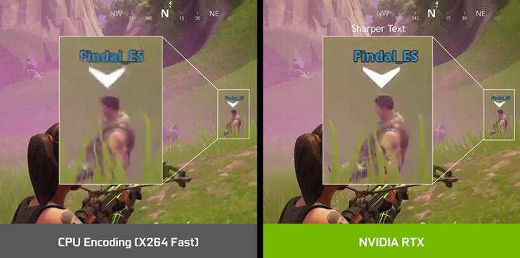 OBS Studio 23.0 Nvidia Encoder NVENC 2 740x367 1