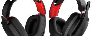 Ozone Ekho X40, auriculares gaming para la gama de entrada por 29.90 euros